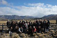 Imagen del grupo de 27 touroperadors internacionales que visitaron Chile en el marco de Expedition Chile 2018