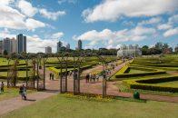 Imagen de la ciudad de Curitiba en Brasil