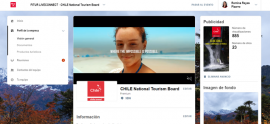 fotografía de plataforma digital liveconnect